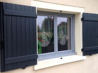 Menuiserie fenêtre PVC Profialis performance technal double vitrage gaz argon ciciarelli alu caissargues nimes gard crédit d'impots rénovation neuf oscillobattant double vitrage 18