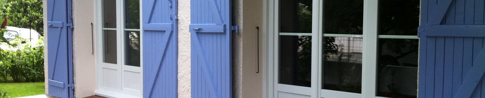 Menuiserie PVC