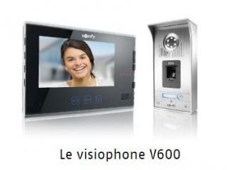 Visiophone Somfy