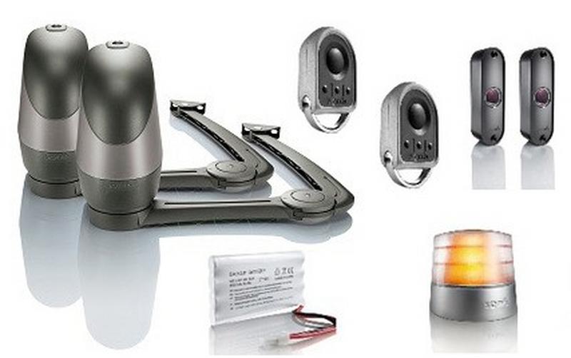 Automatisme Portail Battant Somfy : automatisme somfy pour portail battant et coulissant ~ Premium-room.com Idées de Décoration